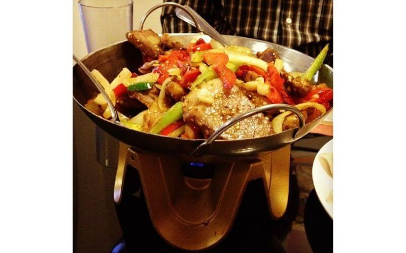 what is hunan beef
