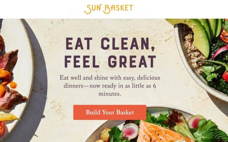 sunbasket review