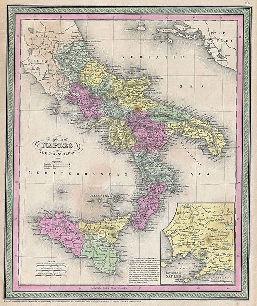 kingdom of two sicilies