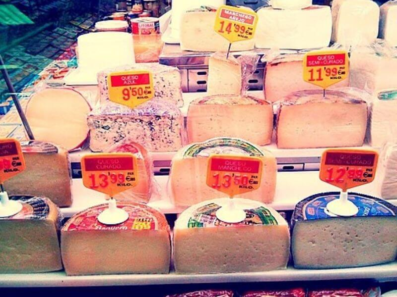 manchego cheese uses
