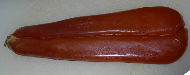 how to make bottarga