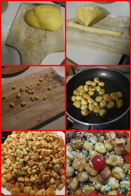 struffoli recipe