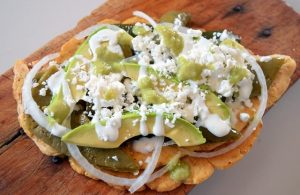 huaraches food