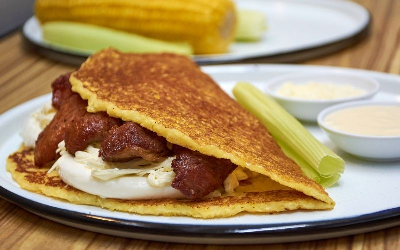 cachapa recipe