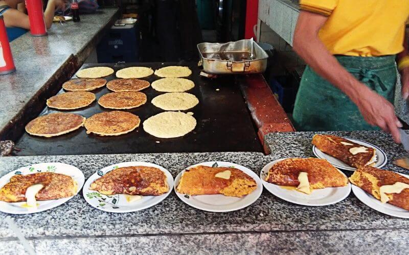 venezuelan pancakes