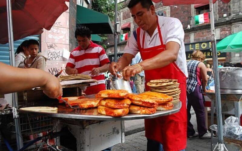 pambazos mexicanos