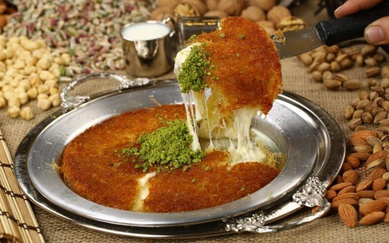 what is kanafeh