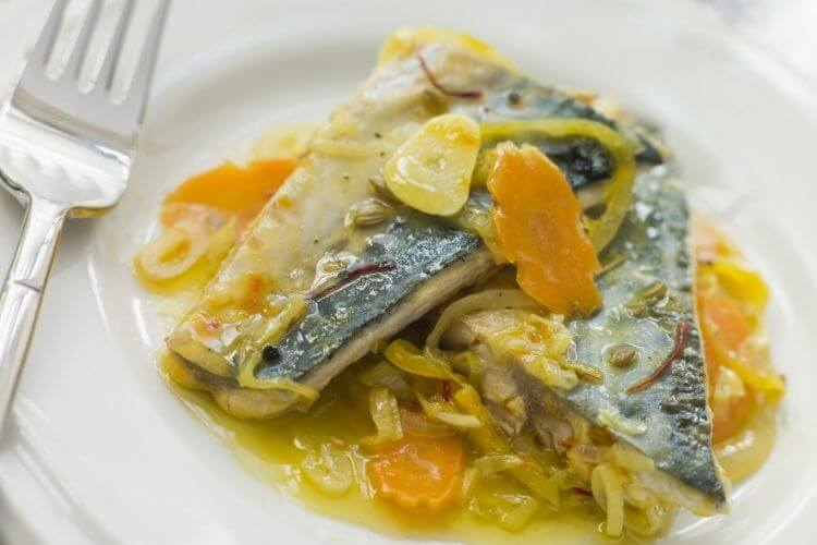 what to serve with escabeche