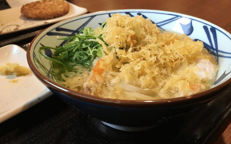 Japanese noodles types