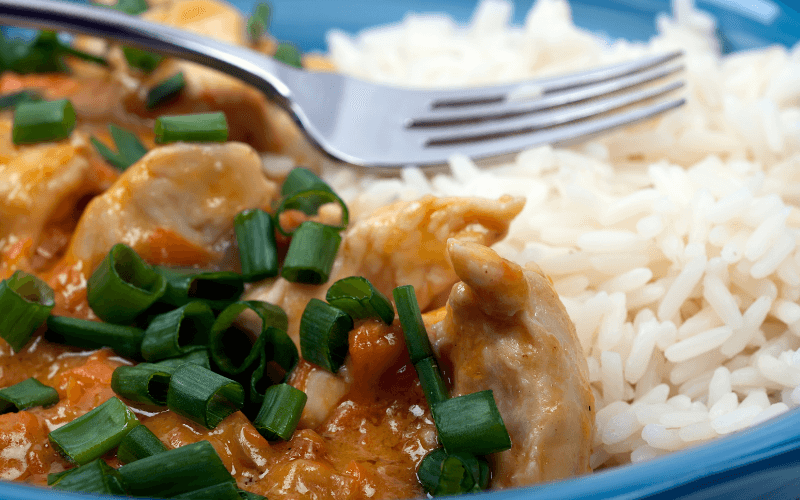 peanut butter chicken sauce